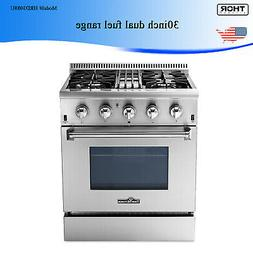 """30"""" Gas Hob Gas Cooktop 4 Burners Built-In Stove Kitchen NG/"""