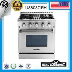 """30"""" Gas Stoves Gas Cooktop 4 Burners Built-In Stove Kitchen"""