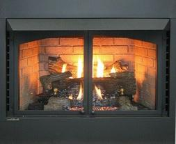 "Buck Stove 36"" Zero Clearance Vent-Free Builder Series Fireb"
