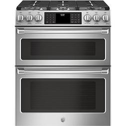 GE Cafe CGS995SELSS 30 Inch Slide-in Gas Range with Sealed B