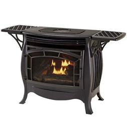 Duluth Forge Dual Fuel Vent Free Gas Stove - Model FDSR25, M