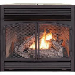 Duluth Forge Dual Fuel Ventless Gas Fireplace Insert Dual Fu