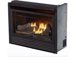 Duluth Forge FDI32R Ventless Gas Fireplace Insert Duel Fuel