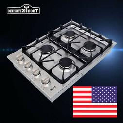Gas Stove Portable BBQ Camping Electronic Lgnition Picnic oo