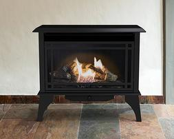 Gas Stove Propane Vent Free Fireplace Natural Gas Space Heat