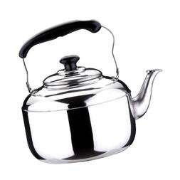 Induction Stove Top Electric Gas Whistling Kettle Stainless