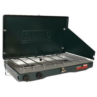 Coleman Gas Stove 10,000 Outdoor Cooking