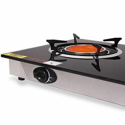 Double Infrared Gas Propane Burner