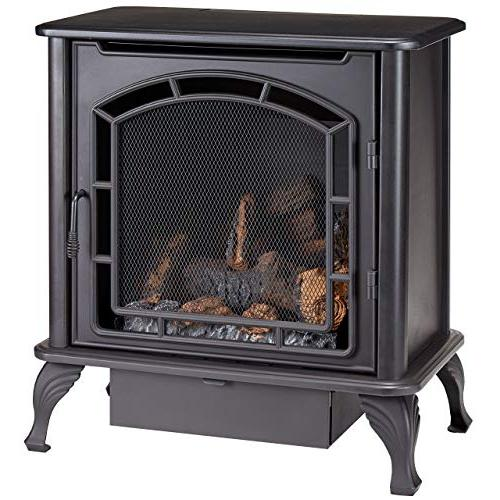 Duluth Forge DF25SMS Dual Fuel Vent Stove,