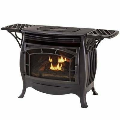 Duluth Forge Dual Fuel Ventless Gas Stove - Model FDSR25, Ma