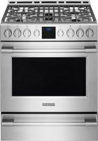 """Frigidaire Professional 30"""" Stainless Steel Freestanding Gas"""