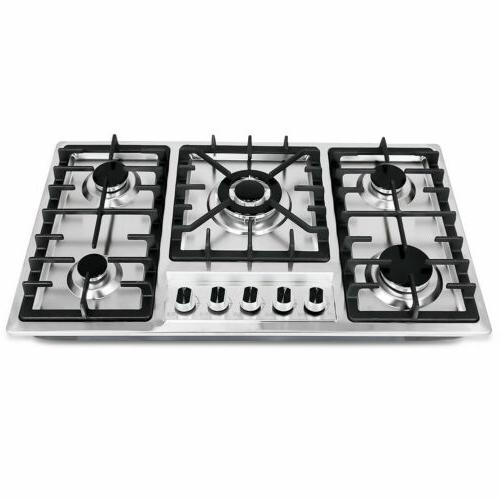 New Cooktop Built-in Natural Gas Cooker 5