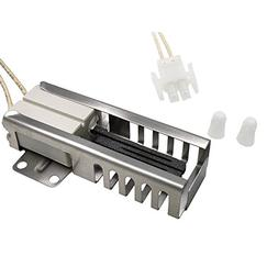 MAYITOP Replacement Flat Oven Ignitor WB13K21 For GE Hotpoin