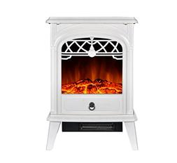 GMHome Free Standing Electric Fireplace Cute Electric Heater
